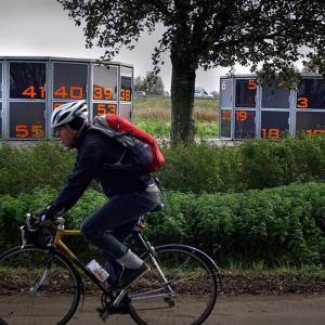 BikePark cykelparkering, Egå Engsø, Aarhus