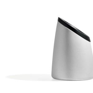 Moai Affaldskurv, grå