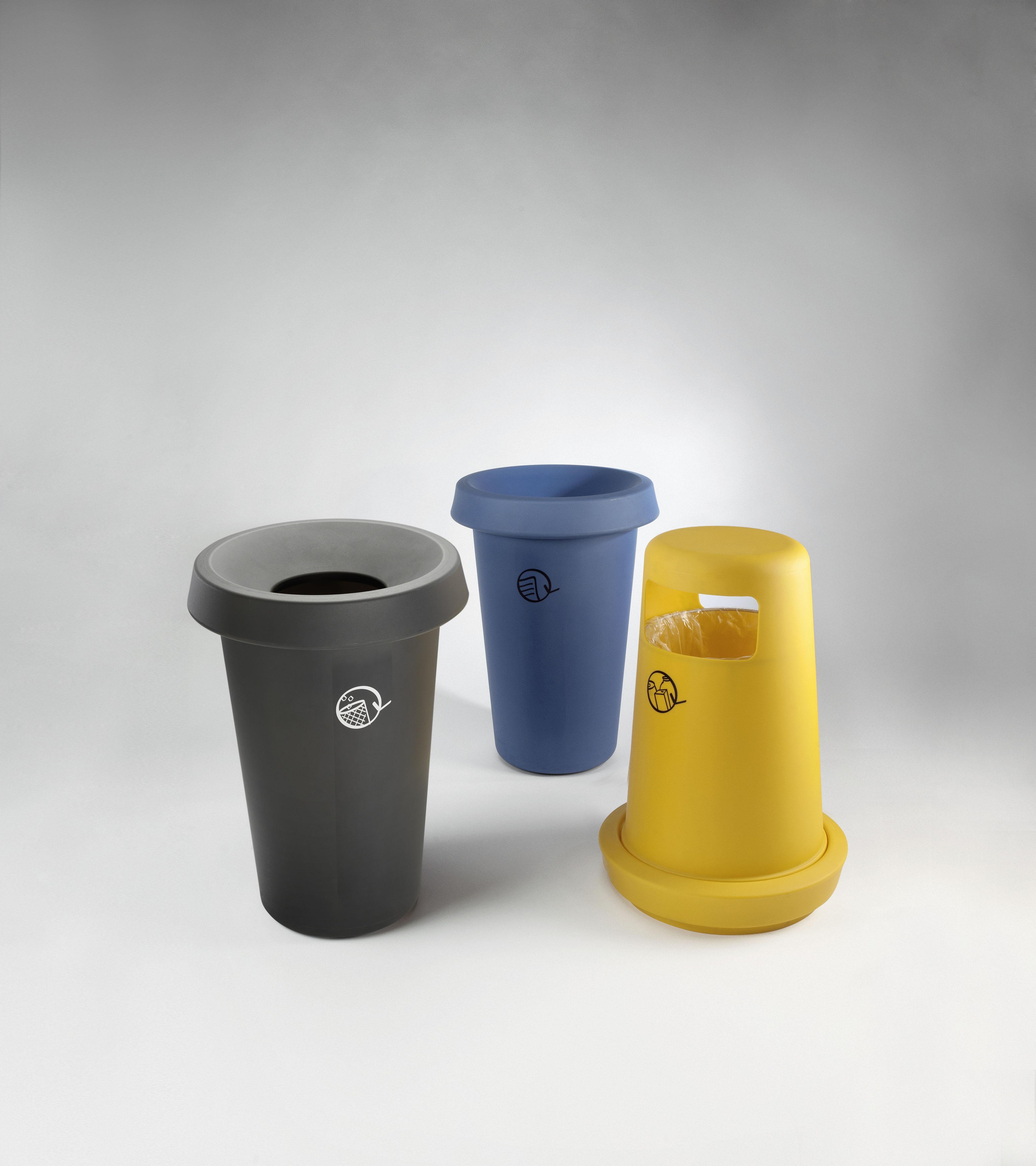 Giro Giro affaldskurve og affaldsspande