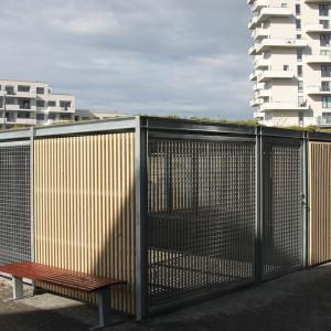 Keep Overdækninger, Amager Strandpark