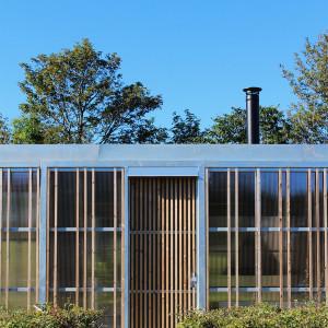 Sensing overdækning og huse, Langagerskolen i Aarhus