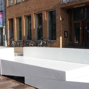 Piece bænke, Aarhus
