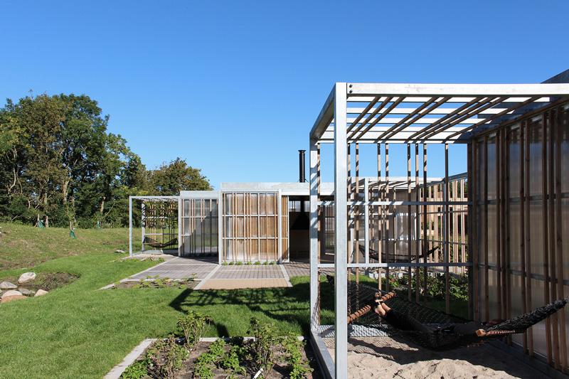 Sensing Huse, Langagerskolen Aarhus