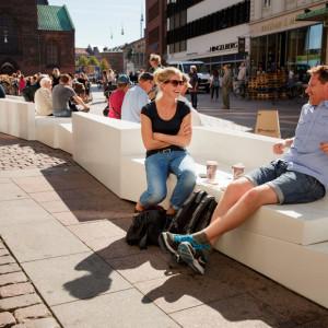 Piece bænke, The Sofa Experience, Aarhus Festuge