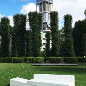 Piece bænke, Rådhusparken Aarhus