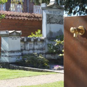 Quijote Vandstander, Vor Frelser Kirke, Copenhagen