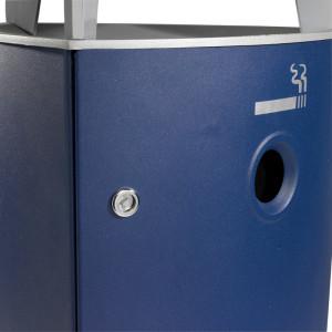 Tria Affaldsspand, blå, detaljer