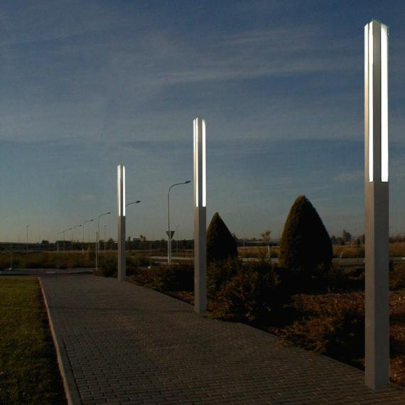 Tres Gadelampe