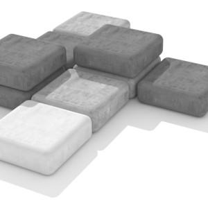 Soft-rocks bænke