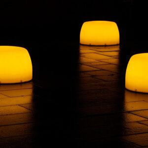 Lightdrops Plinte