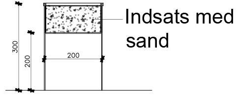 Ash Top askebæger, detaljer og dimensioner