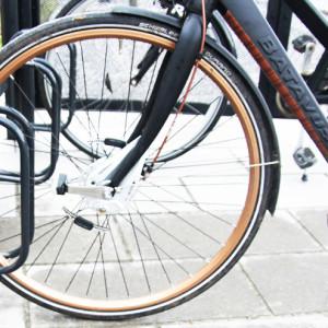 Frame Cykelstativ, detalje