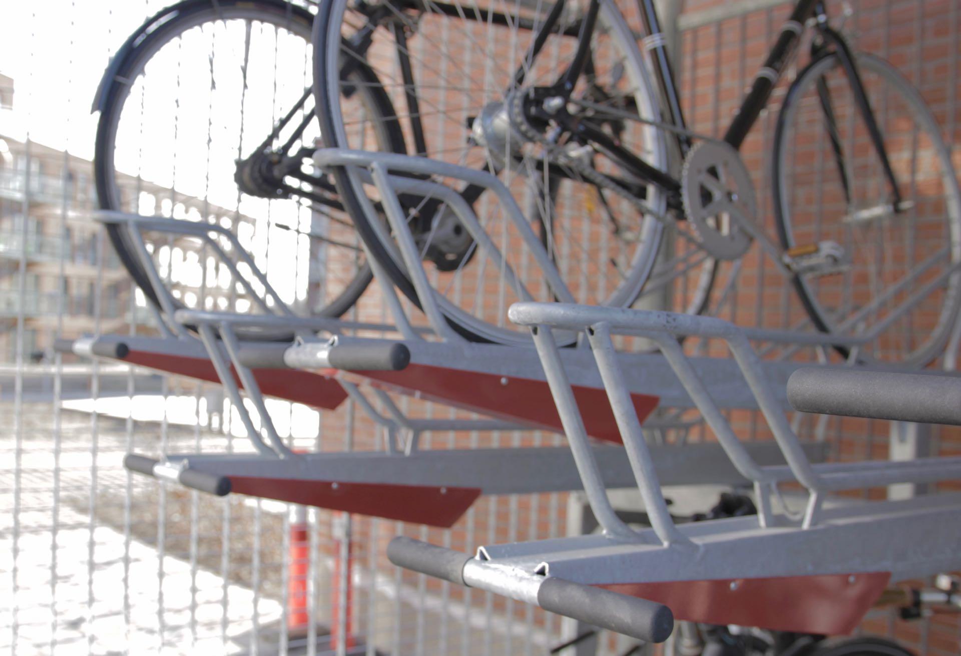 2ParkUp dobbelt cykelstativ