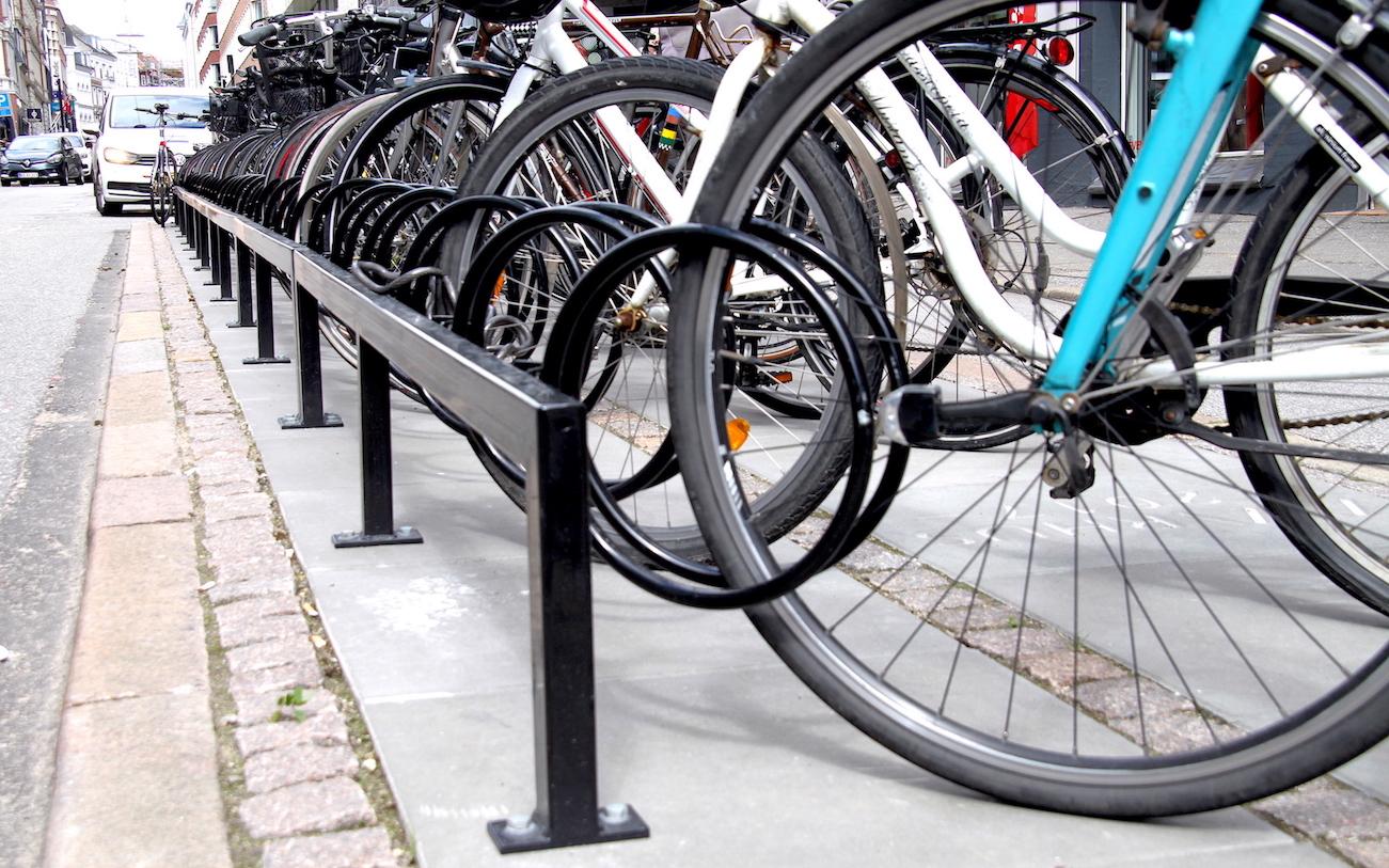 keep cykelstativ