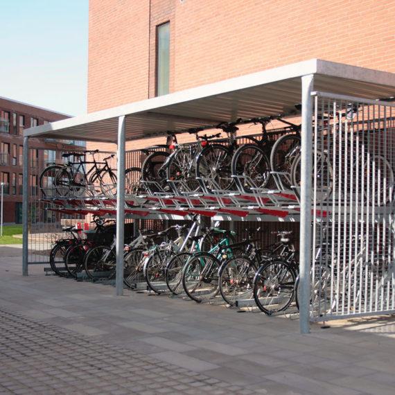 Y Cykeloverdækninger, Risskov Engpark